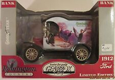 1999 Gearbox #76538 Remington Duck Ford Model T die cast metal bank as priced