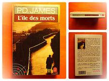 L'Île des morts -P.D. James -Le Livre de Poche Policier N° 6315