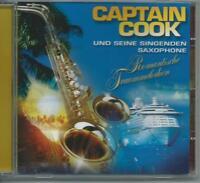 CD - CAPTAIN COOK UND SEINE SINGENDEN SAXOPHONE - Romantische Traummelodien CD 1