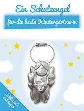 Ein Schutzengel für die beste Kindergärtnerin- SCHLÜSSELANHÄNGER - Glücksbringer
