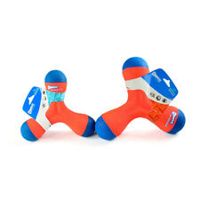 Brand New Chuckit!-Tri-Bumper-Dog Puppy Interactive Fetch Toys for Outdoor Play