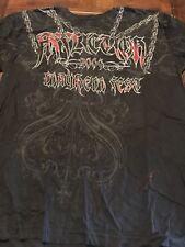 NWT MEN'S Affliction T-Shirt 2XL