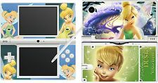 NDSi DSi - TINKERBELL - 4 Piece Decal / Sticker Skin UK