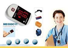 Fingerpulsoximeter, Pulsoximeter, Pulsoxymeter MD300 C11  Neu!  Zubehör!