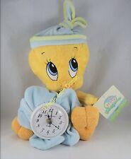*-40%* TITTI by Looney Tunes OROLOGIO  peluche papero giallo azzurro no SIA home
