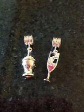 151 packs. Job lot. Rhona Sutton. Charms. For. Charm Bracelet. Milton Keynes.