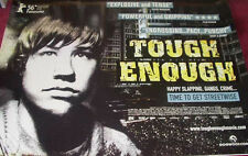 Cinema Poster: TOUGH ENOUGH 2006 (Quad) David Kross