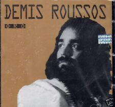 Demis Roussos Oro BRAND  NEW  SEALED  CD