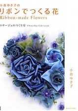 RIBBON Made FLOWERS by Yukiko Ogura - Japanese Craft Book