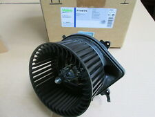 BMW MINI & COOPER S HEATER BLOWER FAN VALEO 715075