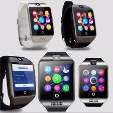 *TOP* Q18 Premium Bluetooth Uhr Smartwatch Android IOS Smartphone Handy Kamera