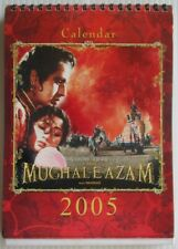 Mughal E Azam 2005 colour version Presentaion Calendar