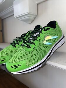 Newton Gravity 8 Running Shoes Green/Black Men US size 9