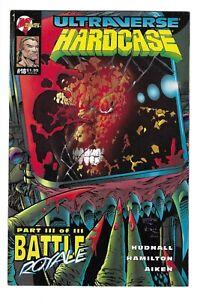 HARDCASE #18 -- ULTRAVERSE! Malibu Comics! Dec 1994! NM-     ***B3G1***