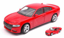 Dodge Charger R/t 2016 Red 1:24-27 Model 24079R WELLY