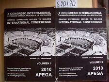 X CONGRESO INTERNACIONAL: EXPRESION GRAFICA APLICADA A LA EDIFICACION - 2010