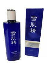 Kose Sekkisei Lotion Toner 360mL 12.1fl oz Face Skin Moisturizing Infused NEW