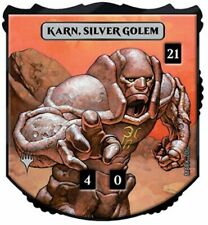 1x Ultra Pro - Relic Tokens: Legendary Collection - Karn, Silver Golem - Foil -