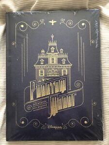 Disneyland Paris Haunted Mansion Phantom Manor WDI Collectible Book