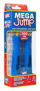 Wicked Mega Jump Kids Adjustable Single Skipping Rope