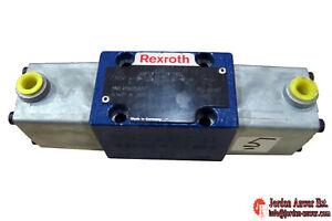 REXROTH R900753457 DIRECTIONAL CONTROL VALVE / Rexroth 4WP 6 J60/N