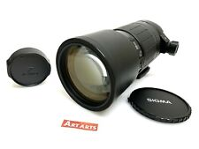 【 EXCELLENT+++++ 】 Sigma APO TELE MACRO 300mm F4 AF Lens For Canon EF from JAPAN