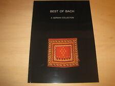 Frauenknecht: Best of Bach (Shahsavan-Taschen), 2000