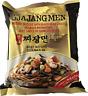 PALDO Jjajangmen Korean Instant Noodle with Black Bean Sauce-1, 4 Packs