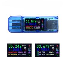 RUIDENG AT34 USB3.0 IPS HD Color Screen USB Tester Voltage Current Capacity Ener