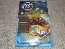 2002 WWE Ring Gear Match Bits Accessory Pack
