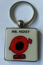 Mr Men & Little Miss.  Mr. Noisy Keyring BNIP