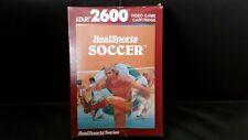 Atari 2600Basketball & Soccerretro cartridge games from70s & 80's- UNTESTED