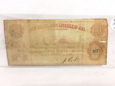 1880s Dubois Clearfield Co Bank Note Pennsylvania
