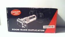 Rokunar Zoom Slide Duplicator - For SLR Cameras Photo Accessories - Japan