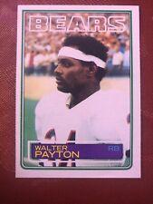 1983 Topps Walter Payton Chicago Bears #36 NM