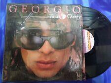 DISCO LP 33 GIRI GEORGIO - TINA CHERRY - MOTOWN 1987 EX-/EX-