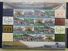 Malaysia Sepang F1 1999 Stamps 100 Sheets (RM800 face value)