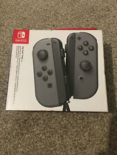 Nintendo Switch Joy Pads Joy Con (GREY) PAIR, Brand new & sealed #1