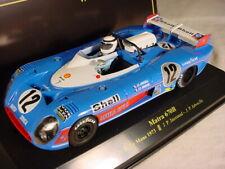 SRC Matra 670B #12 Le Mans 1972 JP Jaussaud & JP Jabouille Ref 01104 MB
