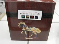 NIB  The trail of Painted Ponies Angels on High Christmas Themed Horse