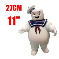 "Figurine 27cm 11"" Ghostbusters SOS Fantome Bibendum Chamallow Marshmallow PVC"