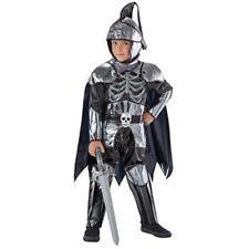 Halloween Skeleton Knight Teetots Fancy Dress dressing up (Boys 5-6)