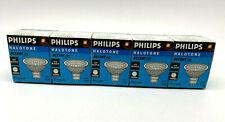 Philips Halotone Accent Line 20W Halogen Bulb Indoor Flood 20MR16/FL36 (5 Pack)