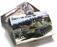 Dragon Model kit 1/35 German Main Battle Tank MBT-70 (Kpz.70) [Black Label]
