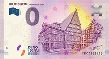 Billet Touristique 0 Euro - Hildesheim - Welt.Kultur.Erbe - 2018-1