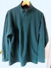 Patagonia Capilene ½ Zip Green Fleece Pullover Jacket - Men's Size XL