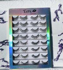 eyelashes 16 Pair