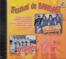 Fiesta 85 La Conquista Festival De Bandas CD New Nuevo Sealed