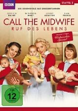 CALL THE MIDWIFE - RUF DES LEBENS / STAFFEL 2 - 3 DVD - NEU!!!