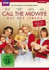 CALL THE MIDWIFE - RUF DES LEBENS / STAFFEL 2 - 3 DVD - NEU!!!